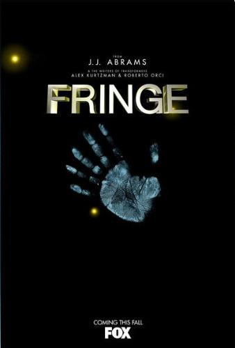 fringe - fringe the new tv series this fall.