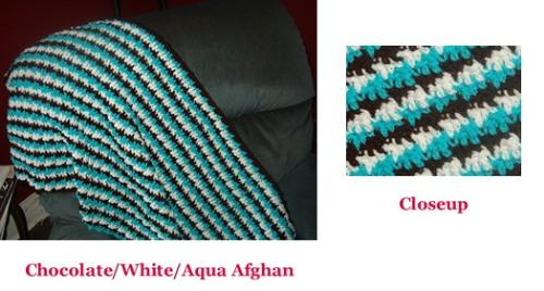 Another Afghan I'm Working On - 