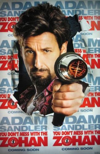 Great Film - Zohan