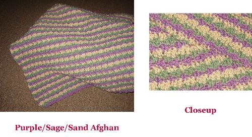 Same Pattern, Different Colors - 