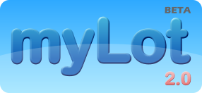 myLot 2.0 - Just a modified logo, I know it's not so perfect. :)