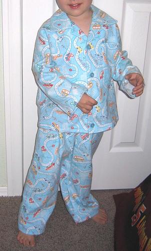 pajamas - comfy pajamas