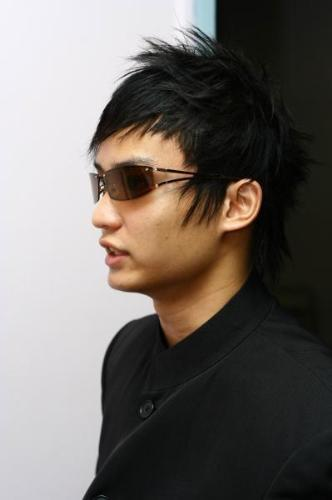 Hair style - The hair style i have and like the most.