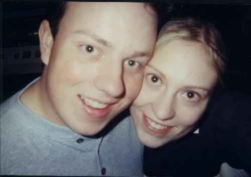 Our First Date - Las Vegas 2003