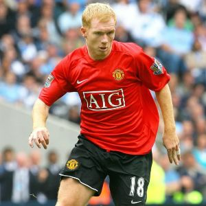paul scholes - paul scholes sidelined for two months.