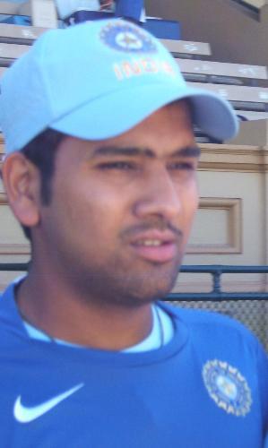 rohit - Rohit sharma - one of the pillars.