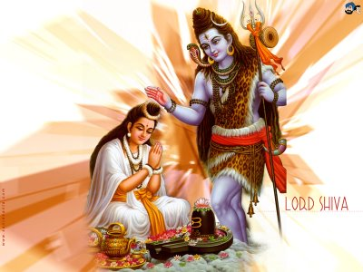 Lord Shiva And Goddess Parvati .......From India - Lord Shiva And Goddess Parvati ....... From India