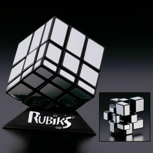 Rubik's Mirror Blocks - Rubik's Mirror Blocks is a new kind of cube.