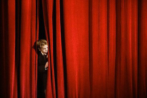 public speaking fear!! - it is the no 1 fear in the US