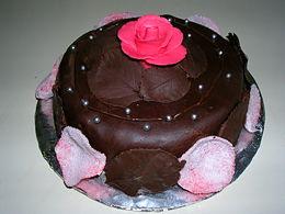 chocolate cake - Very delicious cake