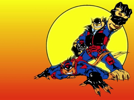 Swat Cats - This was the greatest show in my childhood.