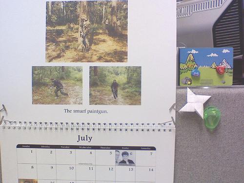 Desk Calendar - Desk Calendars