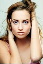 beautiful face - beautiful woman