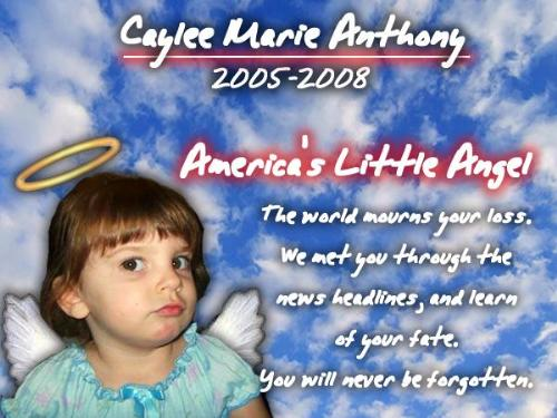 Caylee Anthony - Bring Justice to this little girl.