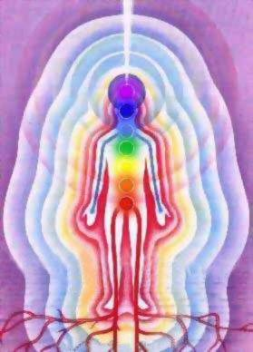 DIffrent Subtle Auras - these are layers around our body