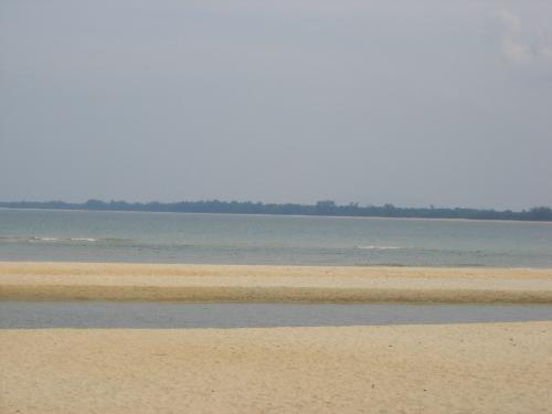 Sandy beach - A sandy beach which gives you natural heeling power to comfort a tiring soul and body.