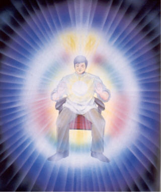 Psychic Radiatory field - Prtection Layer to our body