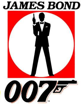 James Bond - I love James Bond.