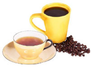 Coffee vs. green tea - What works better to gain energy? For me it is definitely green tea.