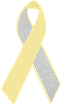 Meniere's Disease Awareness Ribbon - This disease is relatively unknown. I am trying to raise its awareness.
