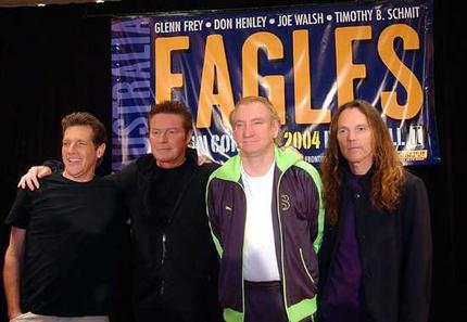 The Eagles rock band - classic rock