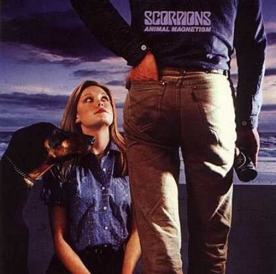 Animal Magnetism (Scorpions album)