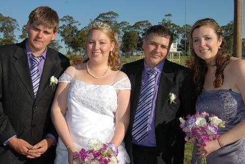 wedding - bridal party