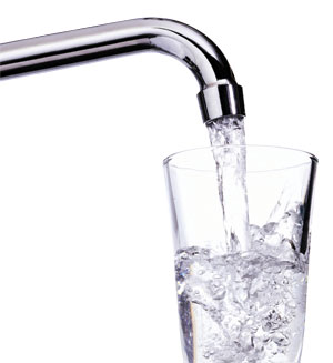 water - tap water