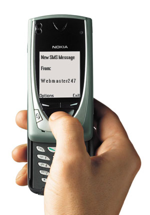 text messaging - texting more than talking on my cell phone