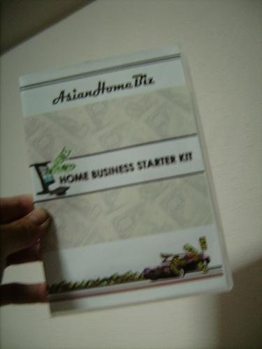 AHB starter kit - This is what you will collect. Inside here are the secret for you to earn big money $$$