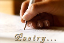 poem writing - got this image from the net.