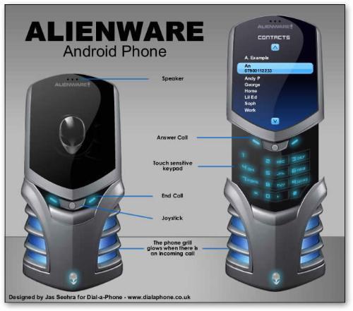 Alienware Phone  - Alienware Phone