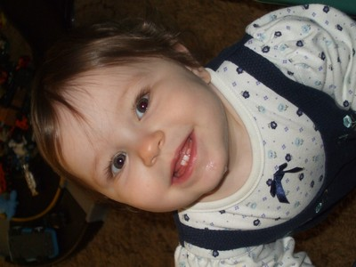 PIc of my baby girl - Picture of my baby girl who is turning one today :)