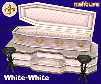 Coffin Bed - Nice design, now if I could just find a real one a bit wider, just like this one
