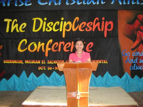 smiling me - The discipleship conference