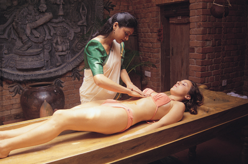Ayurveda Treatment - Jpg image