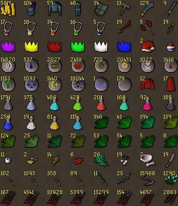 runescape bank - could this be me???????