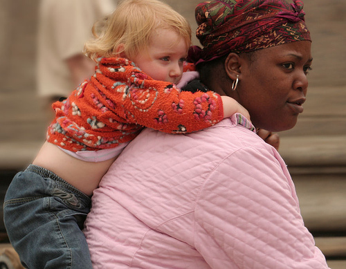 Lucky Nanny! -  Oh How Lucky for Nannies to Travel arOund the World!