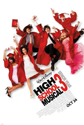 high school musical 3 - I love this movie. Even as a mom, I love it.