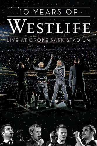 westlife 10th yr of performing - i love this photo and also this album!