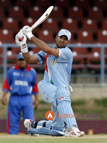 Yuvraj Sing - The Vice-captain's knock.