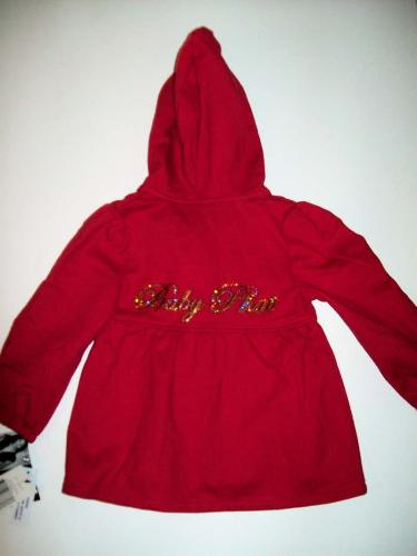 Baby Phat Jacket - This is the jacket that my daugher wanted to buy for her new winter coat.