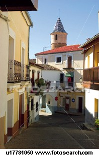 Spanish Town House - Where I am moving to