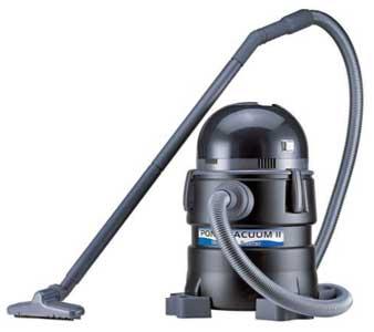 Vacuum - Vacuum image in black and white