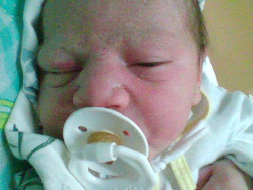 Xander Daniel - my nephew Xander Daniel