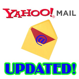 yahoo mail - updated yahoo mail