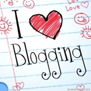 loving blogger - hi i love bloging