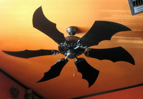 ceiling fans - how many ceiling fans are in your home and how often do you clean them??