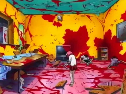 They got what they deserved - Elfen Lied