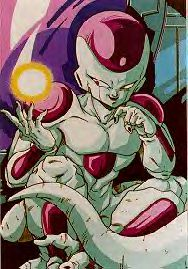 Freeza - Under arms pink pink pink...